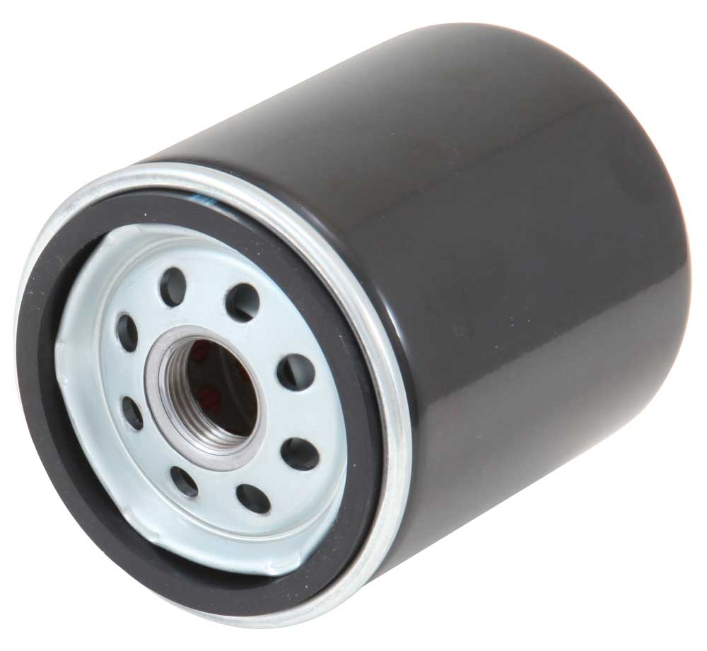 KN-171B Oil Filter Black